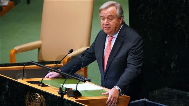 UN chief warns of 'increasingly chaotic' world order