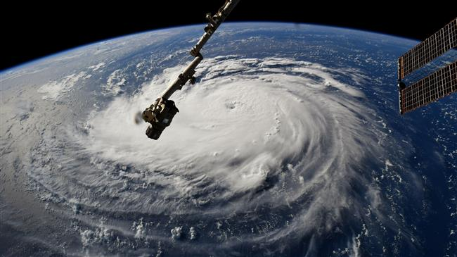 'Monster' Hurricane Florence takes aim at US Southeast