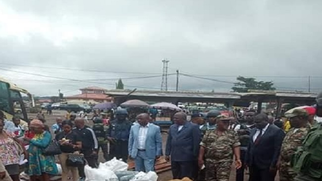 Southern Cameroons crisis hits economy