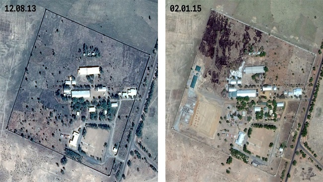French Cameroun soldiers tortured and killed prisoners at base used for US drone surveillance