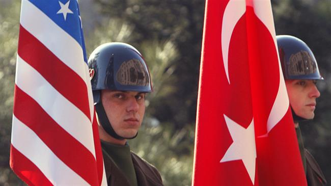 Turkey urges nations to form united front against US