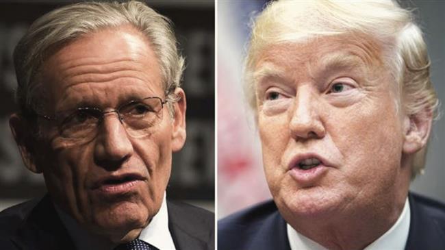 US: White House hits back at Woodward over new revelations