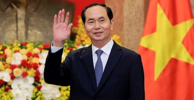 Vietnamese President Quang dead at 61