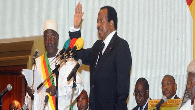 Yaounde: Biya to be sworn-in today