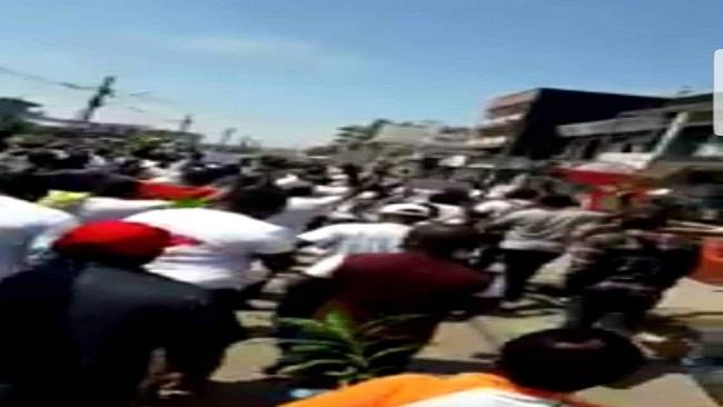 Biya regime arrest 300 demonstrators