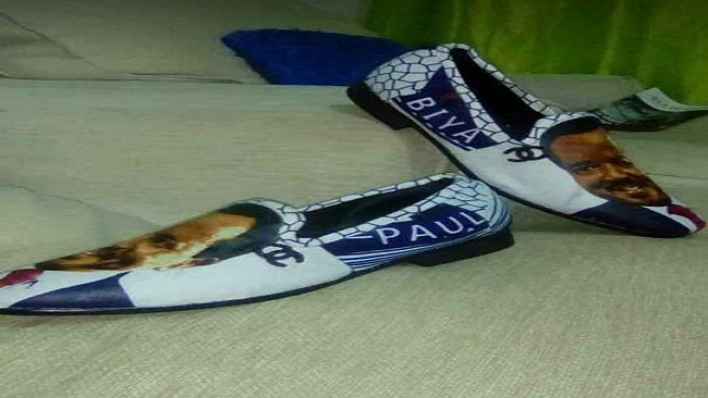 Yaounde: Minister Fame Ndongo CPDM shoes elicits controversial reactions