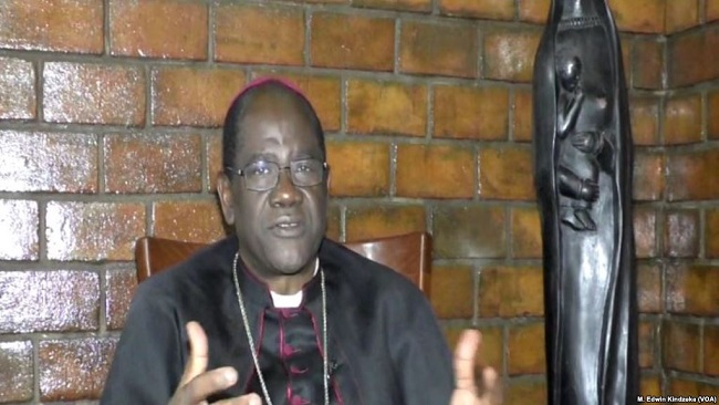 Pro CPDM Archbishop pledges to alleviate hardship in Southern Cameroons