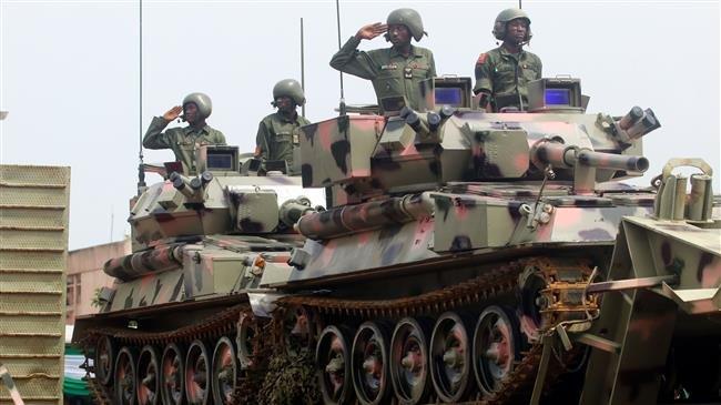 Boko Haram militants attack military base in Nigeria