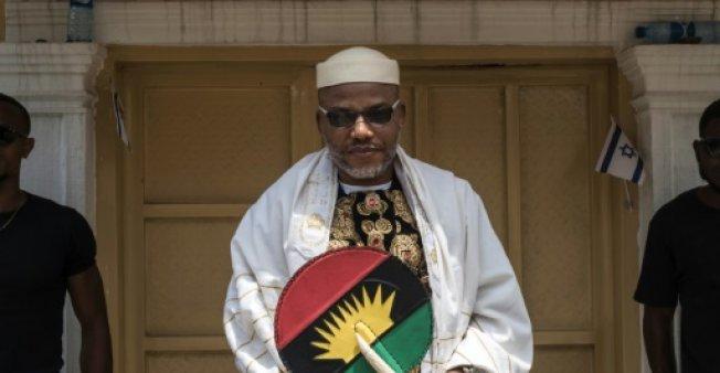 Biafra: Missing leader Nnamdi Kanu is in Israel