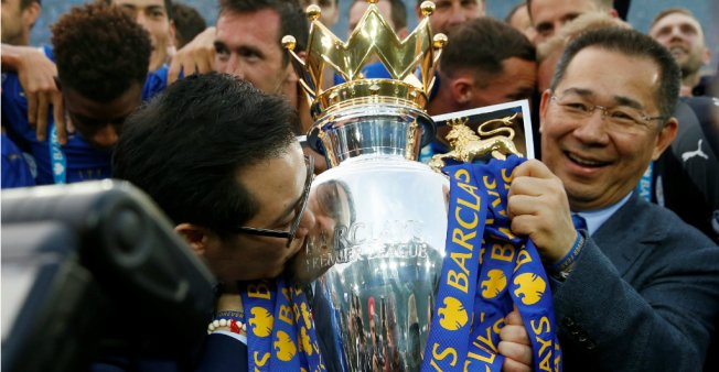 Leicester City owner killed in helicopter crash after Premier League match