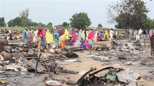 Boko Haram militants kill 16 in raids on villages in northeast Nigeria