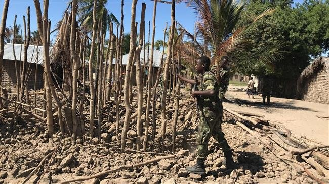 Suspected militant attack kills 12 in north Mozambique