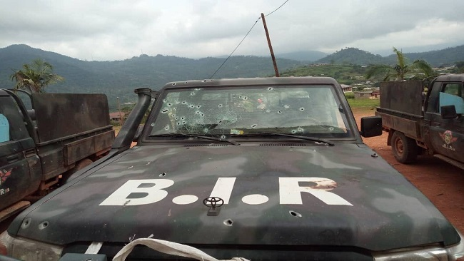 Battle for Ambazonia: Casualty Figures High Because Fighters Are Well Armed