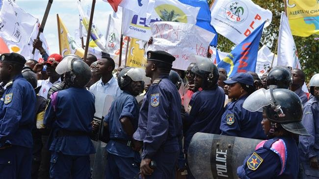 2 protesters killed during Congo-Kinshasa opposition rally