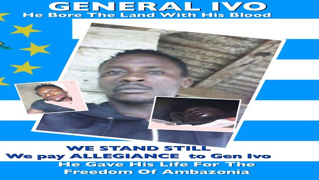 Yaoundé offered Cho Ayaba money to cede revolution and betray General Ivo