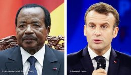 Emmanuel Macron Is Dancing with the Dictators