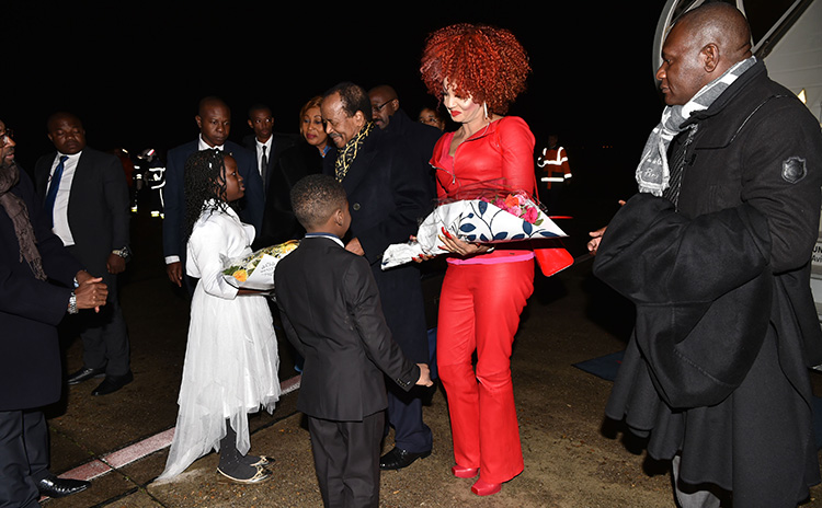 The Butcher of Yaounde is in Paris