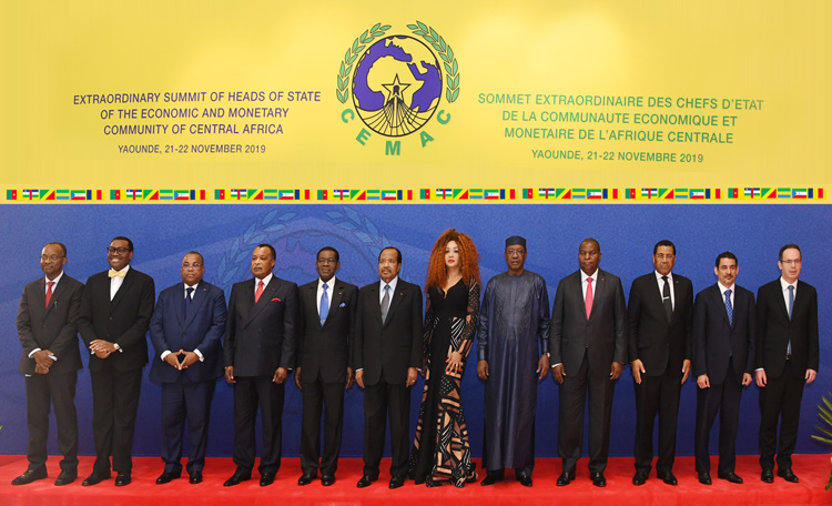 Yaounde: Six-nation central African summit debates future of CFA franc