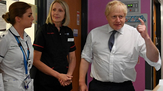UK: NHS becomes election battleground amid 'crisis' fears