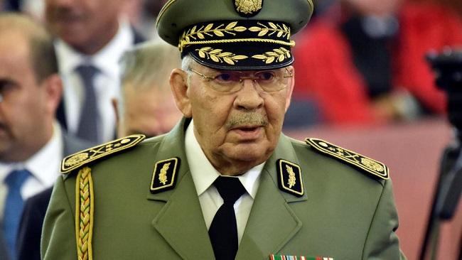 Death of army chief Gaid Salah caps turbulent year for Algeria