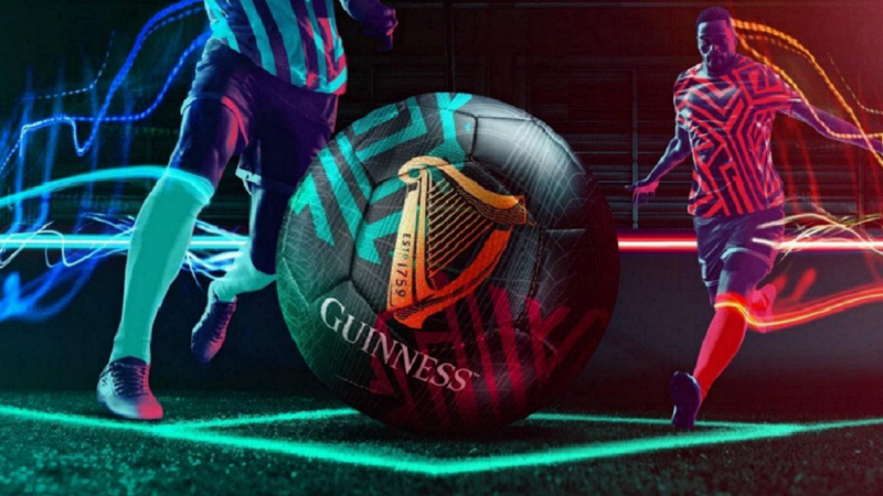 Guinness Night Football has arrived in Cameroon