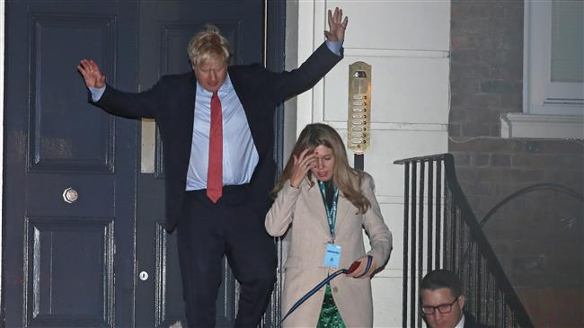 UK: Prime Minister Johnson wins parliamentary majority, Corbyn to stand down