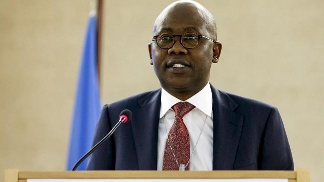 Nigeria: Ex-attorney general returns to face $1.3 bn oil scandal