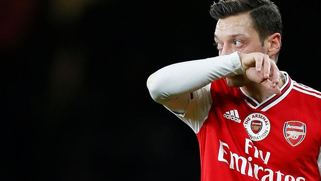 China media warns Arsenal of 'serious implications' over 'clownish' Ozil