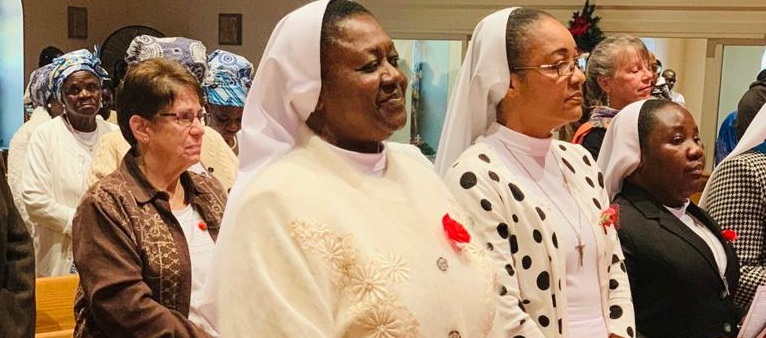 Boston: Rev. Sister Agnes Njume celebrates Forty Years as a Religious