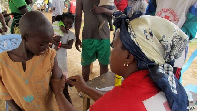 Measles outbreak in Cameroon kills 4