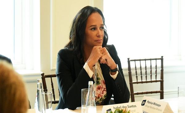Angola freezes Isabel dos Santos' assets
