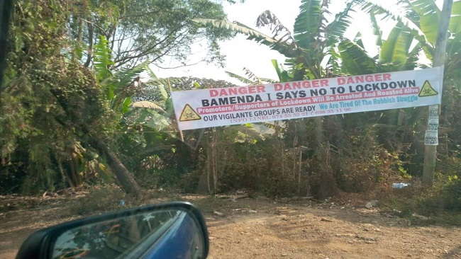 Southern Cameroons Crisis: CPDM politicians promote violence in the run-up to elections