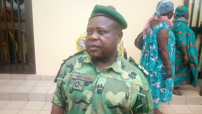 Anglophone Commander of Cameroon's Peacekeeping Force in Central Africa fired unjustly