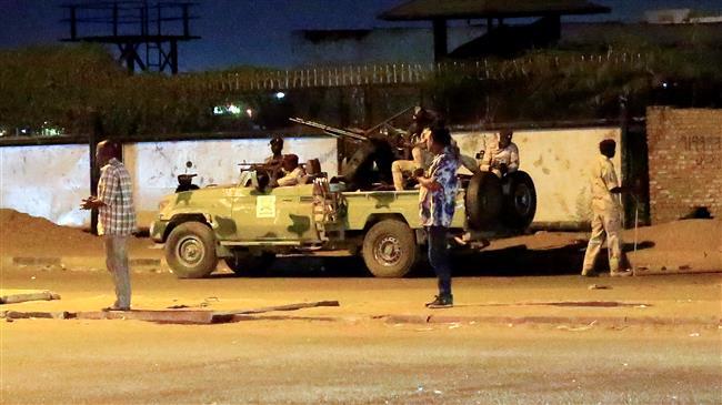 Sudan quells revolt of former agents after hours of gunfire in Khartoum