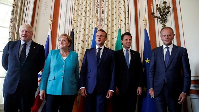 World leaders call for courage, efforts to make 2020 a better year