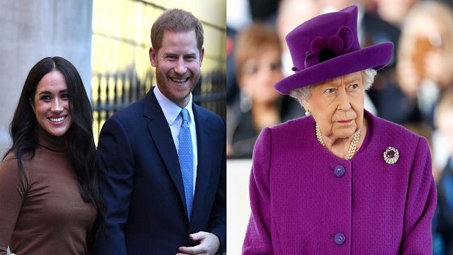 Queen Elizabeth demands swift response to 'Megxit'