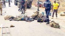 Cameroon civil war rages unabated