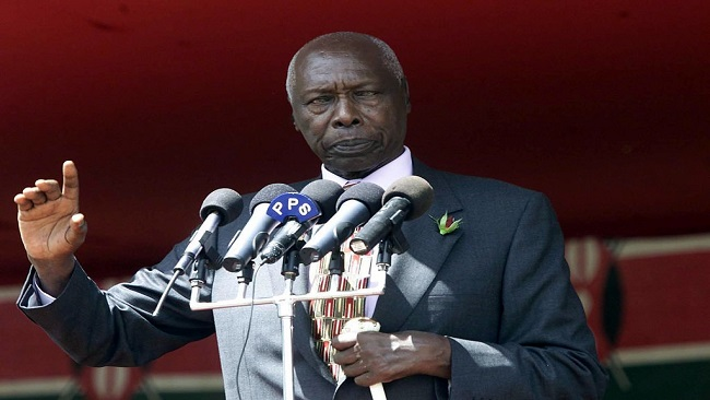 Daniel arap Moi, Who Ruled Kenya for Decades, Dies at 95