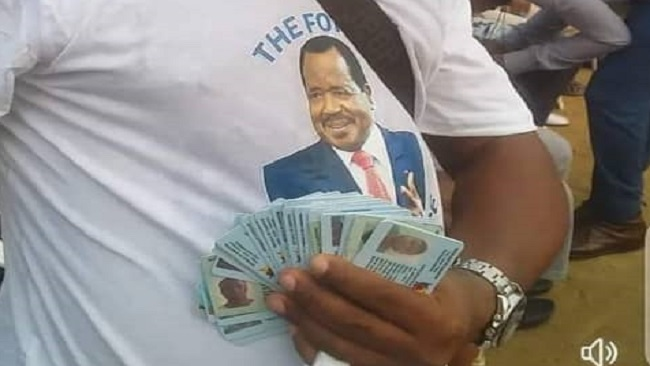 Cameroon Opposition Alleges Ballot-Stuffing as Elections Marred by Violence