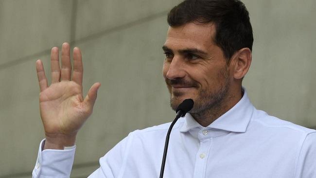 Football: Casillas weighing run for Spanish presidency