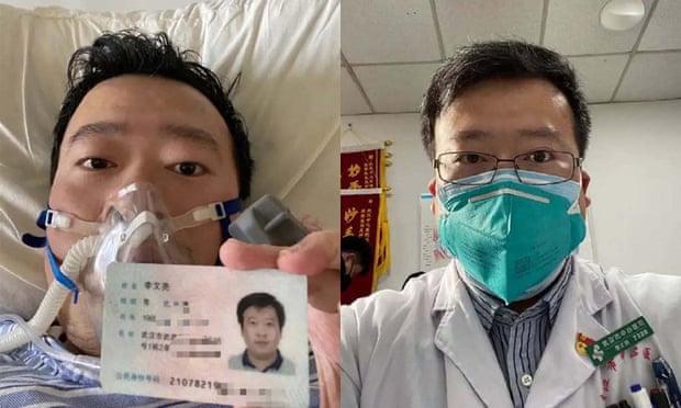 Coronavirus kills Chinese doctor who tried to raise the alarm