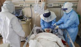 Africa Covid death toll tops 200,000