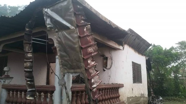 Southern Cameroons Crisis: Election office in Tombel burnt down few days before twin poll
