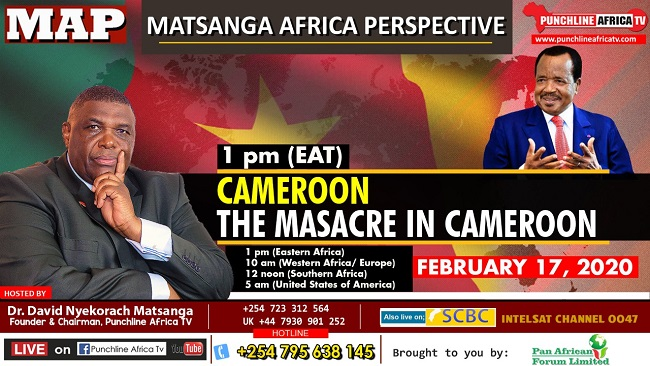 Southern Cameroons Crisis: Children make up more than half of dead in Ngarbuh massacre