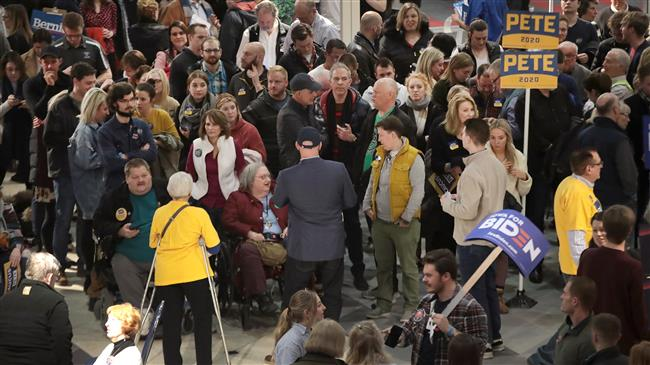 US Politics: Majority of Iowa Democrats simply want to defeat Trump