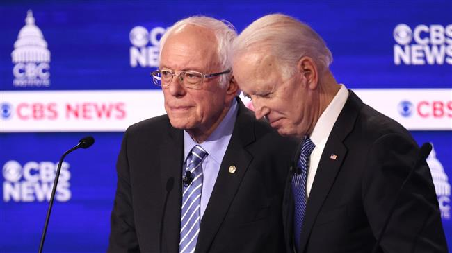 Race for the White House: Sanders overtakes Biden, opens seven-point lead over Trump