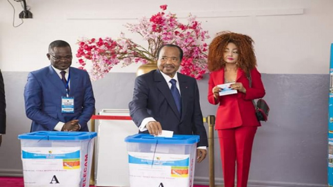 Biya regime to hold postponed vote in Southern Cameroons on March 22