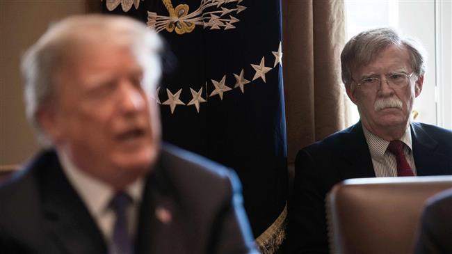 US: Trump calls ex-top adviser John Bolton 'traitor', seeks to block his book