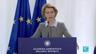 EU pledges €700 million to aid Greek response to migrant influx from Turkey
