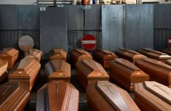 Europe's Covid-19 death toll surpasses one million
